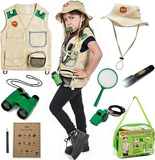 Amazon.es: Exploradores - Disfraces y accesorios: Juguetes y juegos