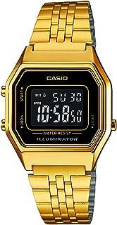ساعة كاسيو للنساء LA680WGA-1BDF