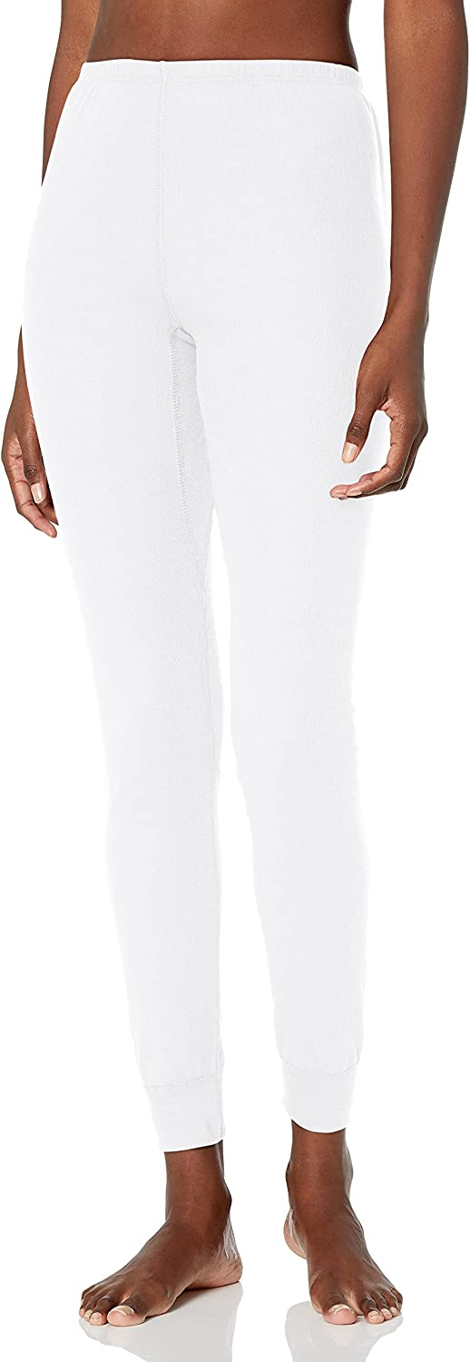 Fruit of the Loom Women's Micro Waffle Thermal Bottom, White, 3X at  Women's Clothing store