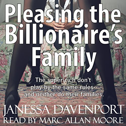 Pleasing the Billionaire's Family audiobook cover art