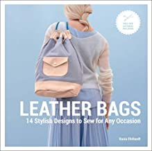 Leather Bags: 14 Stylish Designs to Sew for Any Occasion