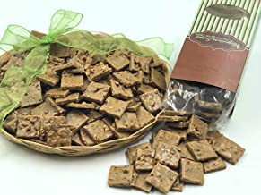 Almond Butter Crunchy toffee - Ideal Gift for Christmas & Birthday (16oz)