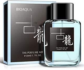 BIOAQUA Fragrance Perfume Charm Fresh Breeze Aroma Cologne For Strong Men Persistent Male Charm 50ml