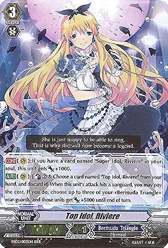 Cardfight   Vanguard TCG - Top Idol, Riviere (EB02 002EN) - Banquet of Divas by Cardfight   Vanguard TCG