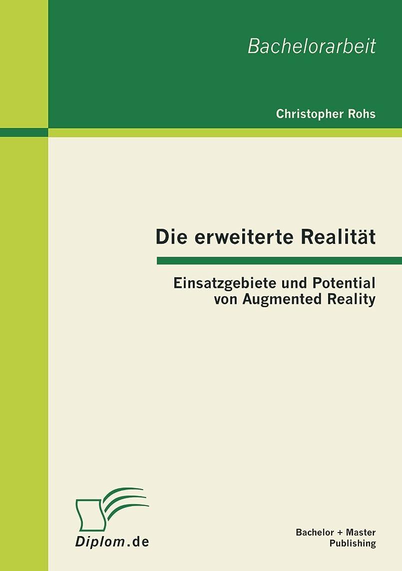 美徳テロリスト蒸気Die Erweiterte Realitaet: Einsatzgebiete Und Potential Von Augmented Reality