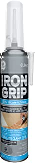 GE M90077 Point & Seal Iron Grip Adhesive 7.4 oz Point & Seal