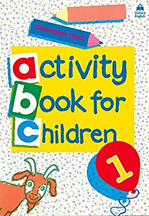 Oxford Activity Books for Children/Book 1