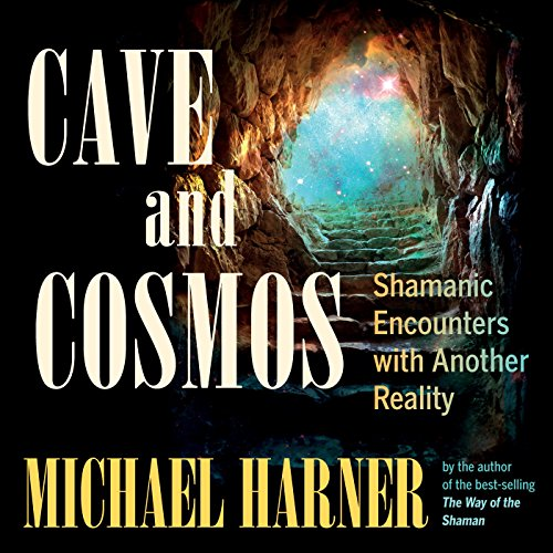 Cave and Cosmos audiobook cover art
