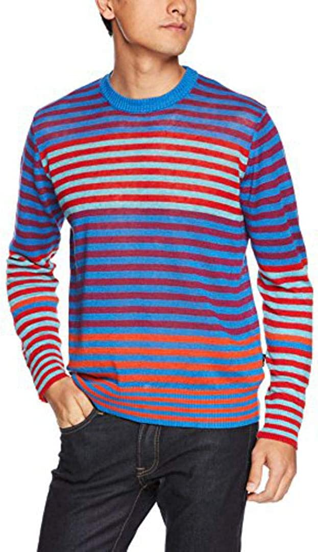 Diesel K Ruly Mens Pullover Sweater Violet (XXL)