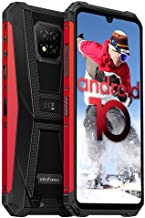 Ulefone Armor 8 Rugged Cell Phones Unlocked, Waterproof Phone 4GB RAM 64GB ROM 256GB Expansion, 16MP+5MP+2MP Camera, Andro...