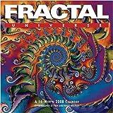 Fractal Universe 2008 Wall Calendar
