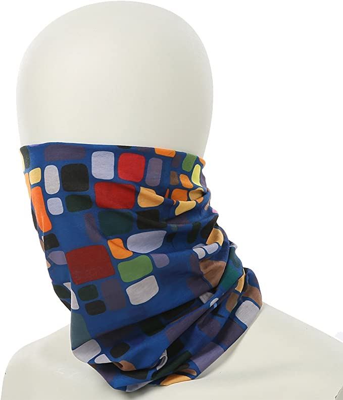Colorpole Anime Outdoor Multifunctional Sports Magic Scarf