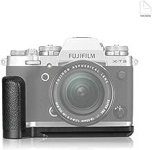 Meike MK-XT3G Quick Release L Plate Hand Grip Bracket Metal Base Compatible for Fujifilm X-T3