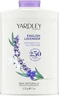 English Lavender by Yardley of London 7 oz perfumed talc