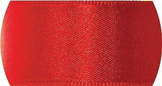 Fitas Progresso CF005-209 Fita de Cetim, 22 mm, 10 m, Vermelho