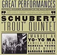 Schubert: Trout Quintet; Arpeggione Sonata; Die Forelle (2005-10-18)
