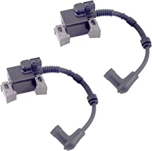 2PCS Ignition Coils 30500-Z6L-043 for Honda GX630 GX660 GX690 GXV630 GXV660