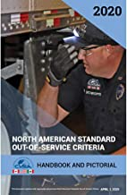 "2020 North American Standard Out-of-Service Criteria Handbook & Pictorial Edition (5.5"" x 8.5"", Spiral Bound) - CVSA Handb..."