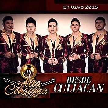 En Vivo Desde Culiacan