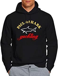 kuang Paul Shark Yachting Hoodie Pullover Unisex Sweatshirt