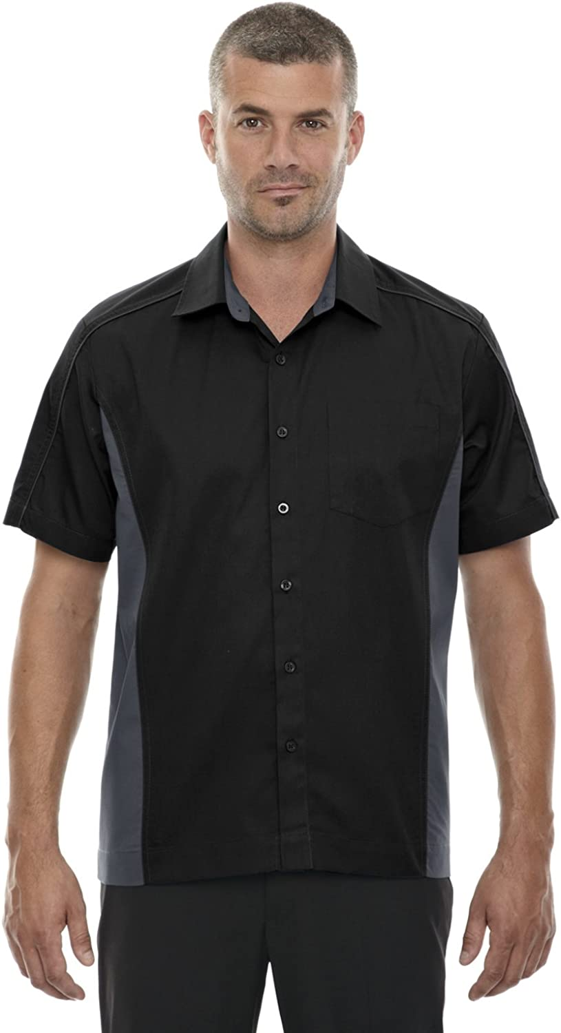 North End Fuse Men's Spread Collar Tall Shirt