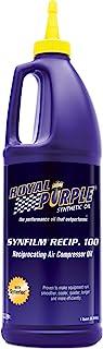 Royal Purple Synfilm Recip 100 Lubrificante para compressor de ar sintético de alto desempenho