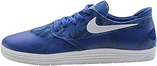 Nike SB Mens Lunar Oneshot SB WC Low-Top Skate Sneakers