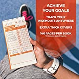 Zoom IMG-1 Portage Fitness and Workout Notebook
