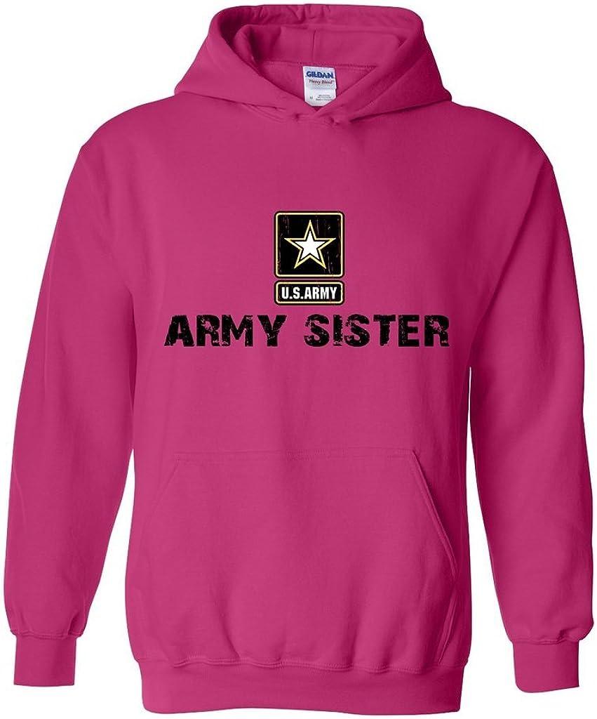 ARTIX U.S. Army Star Army Sister Army Strong Apparel Unisex Hood