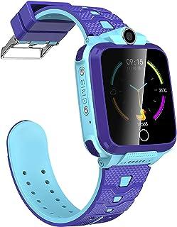 Smartwatch Niios 4G Videollamada Reloj Inteligente Niños Smartwatch Niños Con Gps+Lbs Impermeable Ip67 Sos Cámara Smart Wa...