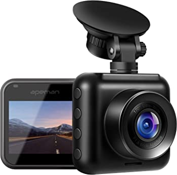 APEMAN 1080P Full HD Mini Dash Cam