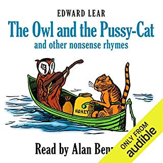 The Owl and the Pussy-Cat and Other Nonsense Rhymes cover art