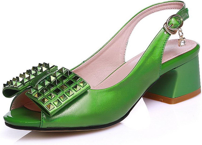 AN Womens Non-Marking Toggle Fashion Urethane Sandals DIU00872