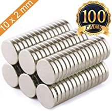 FINDMAG 100Pieces 10X2mm Premium Brushed Nickel Pawn Style Magnetic Push Pins,Fridge Magnets, Office Magnets, Dry Erase Board Magnetic pins, Whiteboard Magnets,Refrigerator Magnets