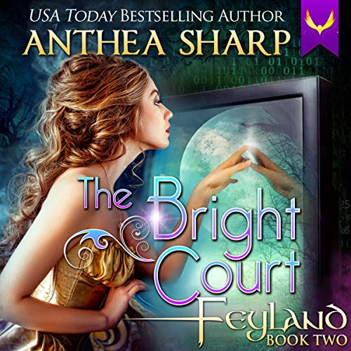 Couverture de The Bright Court