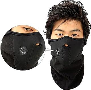 Andyshi Unisex Outdoor Sports Cycling Dustproof & Windproof Warm Half Face Ski Mask