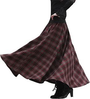 long winter skirts