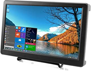 Elecrow 10.1 Inch Raspberry Pi 1920X1080p Resolution HDMI VGA Display Monitor IPS PS3 PS4 Gaming Screen with Build-in Speakers for Raspberry Pi 4B/3B+/3B WiiU Xbox 360 Windows 7/8/10