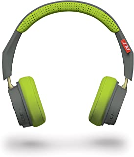 Plantronics Backbeat 500 Kablosuz ve Kablolu Kulaklık, Yeşil/Gri