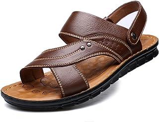 Amazon Para Hombre Chanclas esPiel Sandalias Y Zapatos vN8n0wm