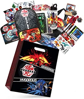 Bakugan Showbag Boys Gift Pack with Back Pack Trading Cards Coreball Stationery Set – Kids Show Bag for Birthday Christmas...