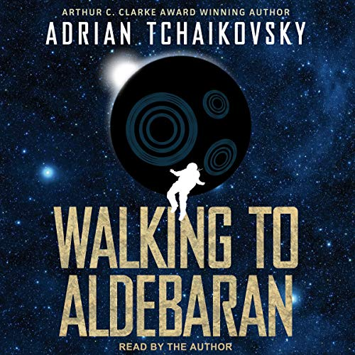 Walking to Aldebaran  By  cover art