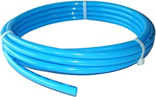 Pneumatic PU Air Hose Pipe Tube 10mm x 6.5mm(ODxID)- 16.4ft(5M)