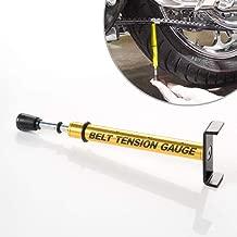 Tensioner Belt Tension Gauge Adjustable replacement adjustment wheel service tool 10lb belt drive for Harley by KiWAV