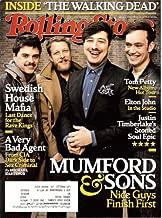 Mumford & Sons - Rolling Stone Magazine - #1179 - March 28, 2013