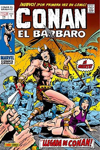Conan el bárbaro 1. La llegada de Conan (MARVEL GOLD OMNIBUS)
