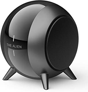 Bluetooth Portable Speaker 360° HD Stereo Super Bass For Home Party Outdoor Travel (Black)