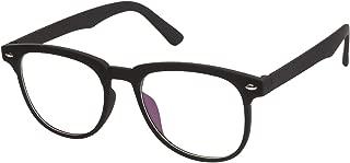 Arzonai Townsman Wayfarer Shape Black-Transparent UV Protection Sunglasses | Frame For Men & Women [MA-306-S1 ]
