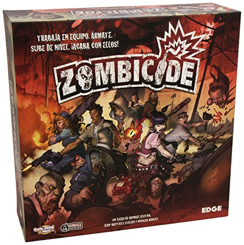 Edge Entertainment Zombicide, juego de mesa (ZC01)