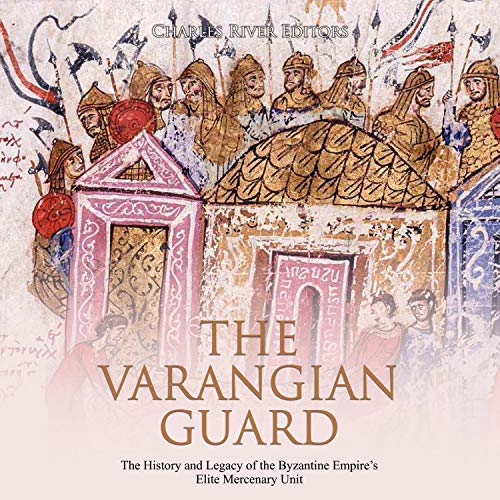 The Varangian Guard  By  cover art